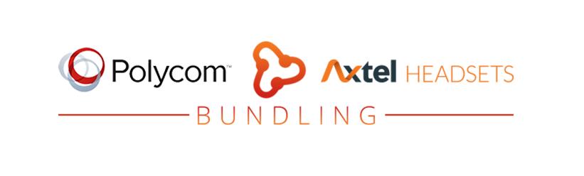 Axtel & Polycom bundling program