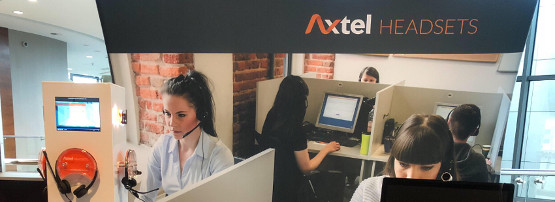 Axtel Headsets makes second appearance at Check Point Experience Poland